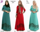 Restock of Amani Sequin Jubah  J356