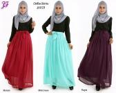 New Aini Chiffon Skirt J6023 for Jan 2015