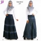 New Amalina Denim Skirt J97 for Jan 2015