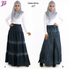 New Amalina Denim Skirt J97 for Jan 2015