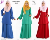 New Ana Blouse with Skirt (2pcs) J353 for Jan 2015