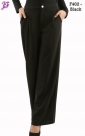 New Angelo Flare Slacks Pant with Buttons F402
