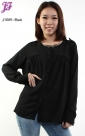 New Chiffon Blouses J1085 (Plus Size) for Jan 2013