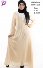 New Chiffon Dress with Embroidery F890 for Feb 2014