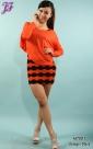 M7001_OrangeBlack