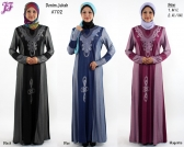 New Cotton Denim Jubah A702 for Dec 2013 - part 2