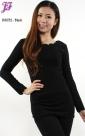 New Cotton Long Blouses D9032 for Jan 2013