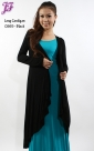 New Cotton Long Cardigan C665 for Oct 2012