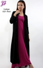 New Cotton Long cardigan U28 for Aug 2012