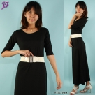 New Cotton Long Dress H792 & H793 for March 2012
