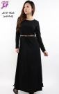 New Cotton Long Dress J678 for Jan 2013