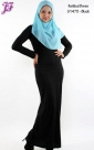 New Cotton Long Dress S1475 for Sept 2013