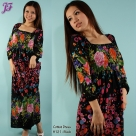New Cotton Long Maxi Dress H121 & H122 for March 2012