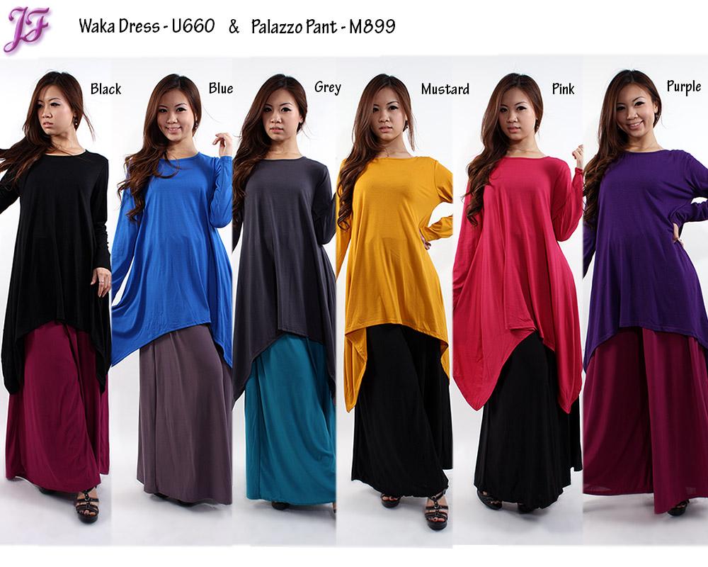 Waka Waka Long Blouse 33