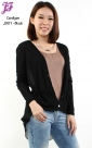 New Cotton with Chiffon Cardigan J901 for Jan 2013
