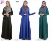 New Delina Jubah Button C367 for Sept 2015