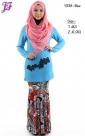 New Embroidered Blouse Y338 for Aug 2014