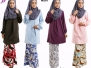 New Fenna Kurung Set Blouse and Skirt M397