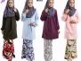 New Fenna Kurung Set Blouse and Skirt M397