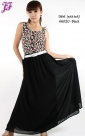 New Flared Chiffon Skirt A6020 for April 2013
