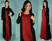 New Hoodie Long Cardigan F40 for Feb 2012