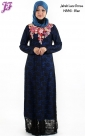 New Jubah Lace Dress with Embroidery H886 for March 2014