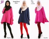 New Kemeja Blouses D351 for Dec 2014
