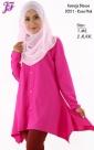 D351-Rose Pink
