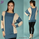 New Knitted Blouse F0118, F5831 & F820 for Feb 2012