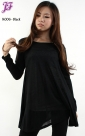 New Knitted Cotton Blouses N006 and N9109 for Nov 2012