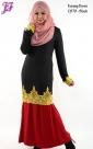 New Kurung Dress C878 for Oct 2013