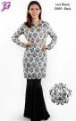 New Lace Paisley Blouse D885 for Dec 2013