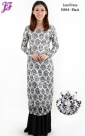New Lace Paisley Dress with Full Lining D884 for Dec 2013
