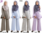 New Lofar Suit Blouse and Pant F393