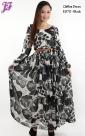 New Long Chiffon Dress E870 for June 2013