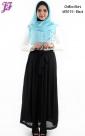New Long Chiffon Skirt M3015 for June 2014