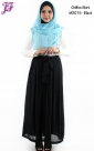 New Long Chiffon Skirt M3015 for June 2014
