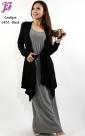 New Long Cotton Cardigan C431 for Oct 2012 - part 2