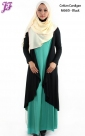 New Long Cotton Cardigan M665 for May 2014