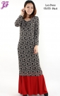 New Long Lace Dress T3033 for June 2013
