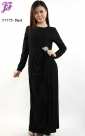New Long Lycra Maxi Dress F1173 for Feb 2013 - part 2