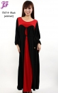 New Long Lycra Maxi Dress T3014 for March 2013