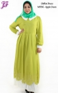 New Long Princess Chiffon Dress M996 for June 2014