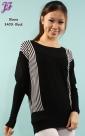 New Long Sleeve Knitted Blouse E409 & E988 for June 2012