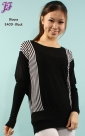 New Long Sleeve Knitted Blouse E409 & E988 for June 2012