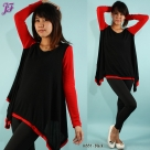 New Long Sleeve Knitted Blouse H881 & H882 for March 2012