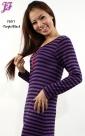 Y651-PurpleBlack