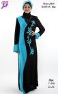 New Lycra Abaya Jubah N28018 for Dec 2013
