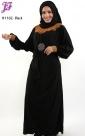 New Lycra Kaftan Maxi Dress N1162 for Nov 2012 - part 2
