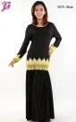 New Lycra Lace Kurung Dress Y875 for July 2013 - part 2